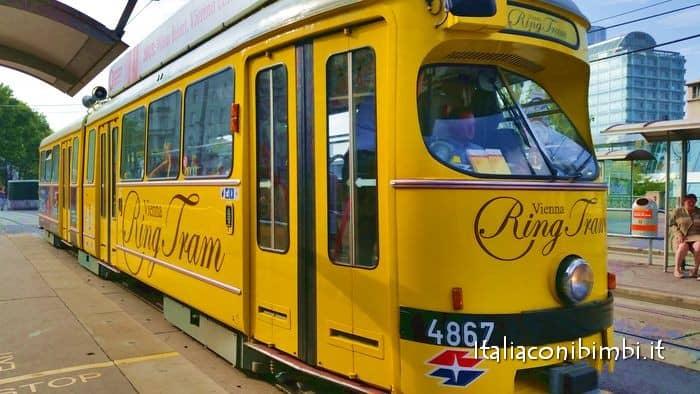 Ring Tram di Vienna