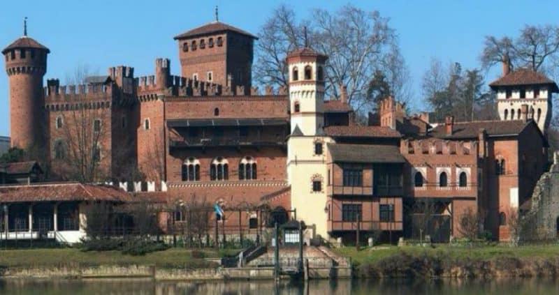 Borgo del Valentino di Torino