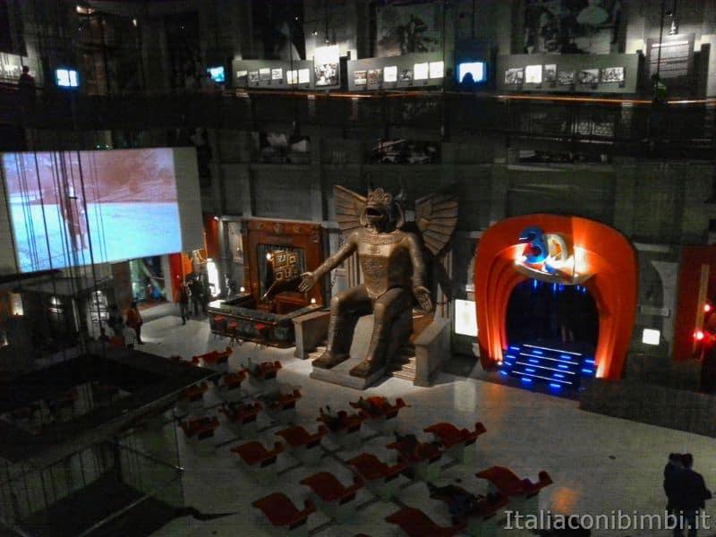 Torino - Museo del Cinema interni