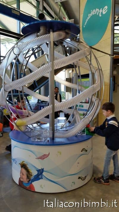 Explora museo dei bambini di Roma