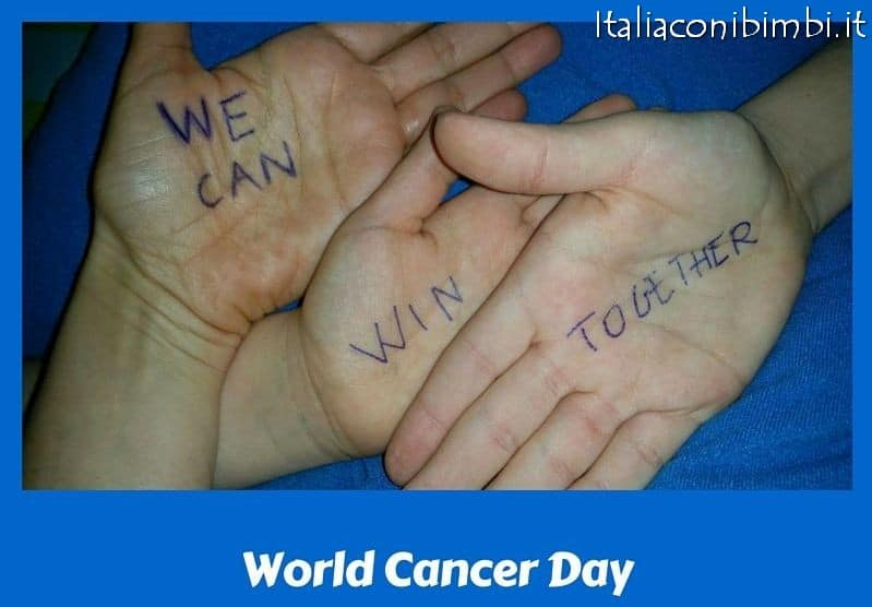 Lotta contro il cancro: World Cancer Day 2016