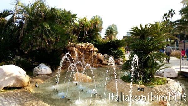 Lungomare Riviera delle Palme Porto D'Ascoli