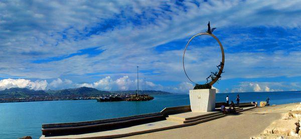 Molo sud Riviera della Palme