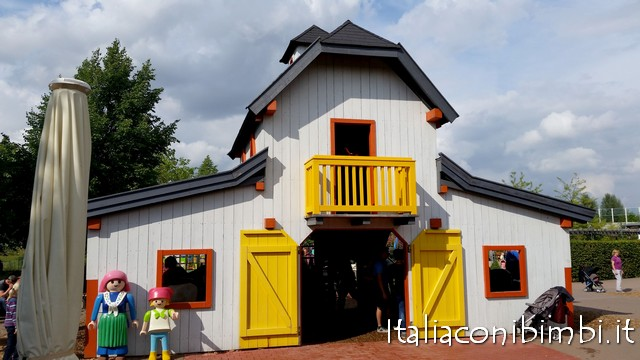 la fattoria al parco Playmobil Germania