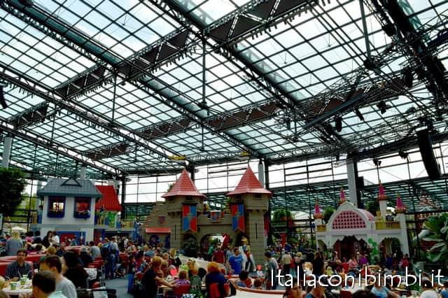 interno del parco Playmobil Germania