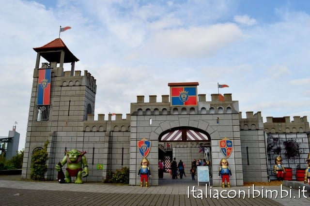 castello al parco Playmobil Germania