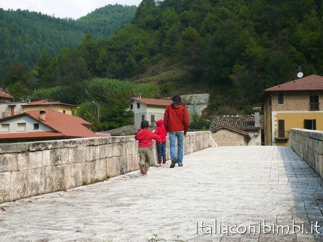 Ponte d'Arli nelle Marche