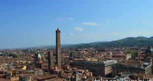 Bologna Torri Tour: panorama dalla terrazza della Torre Prendiparte