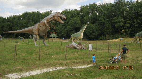 Parco dei dinosauri di Matelica - Foto di Mamma Dove mi Porti Abruzzo