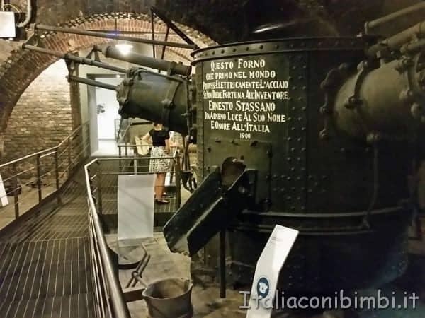 Museo della scienza e tecnologia di Milano