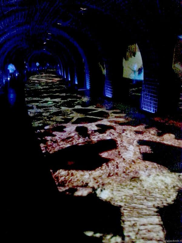 Museo della storia di Bologna galleria multimediale