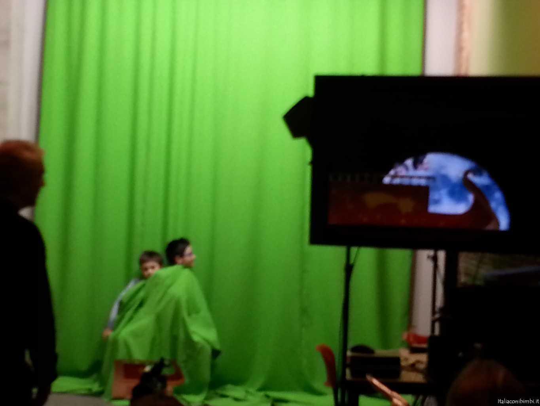 Musei per bambini in Italia: laboratorio al Museo del cinema di Torino