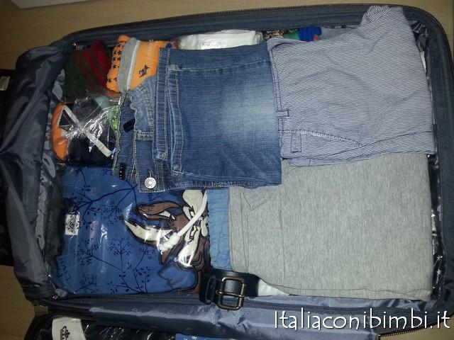 secondo strato pantaloni corti