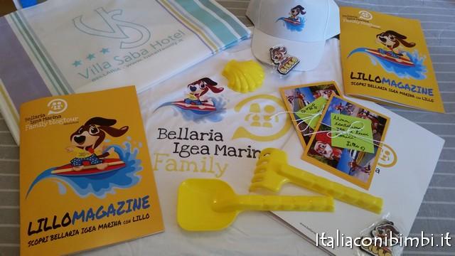 Blog tour Bellaria Igea Marina #bimforkids