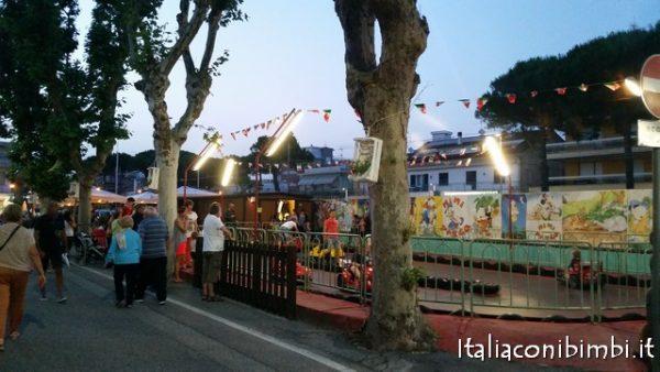 Cosa fare la sera a Bellaria Igea Marina con bambini
