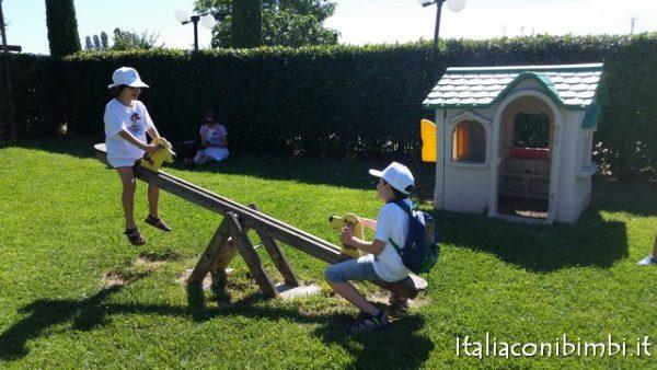 Fattoria Belvedere di Bellaria Igea Marina con bambini