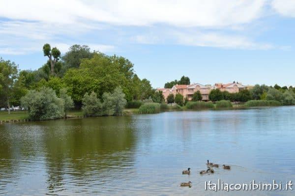 Parco del Gelso di Bellaria Igea Marina con bambini
