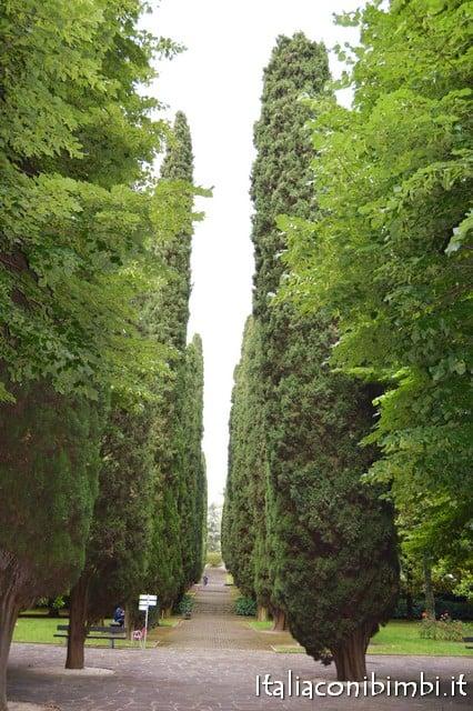 Parco Termale dell'Acqua Santa di Chianciano