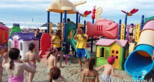baby dance a Bellaria Igea Marina con bambini