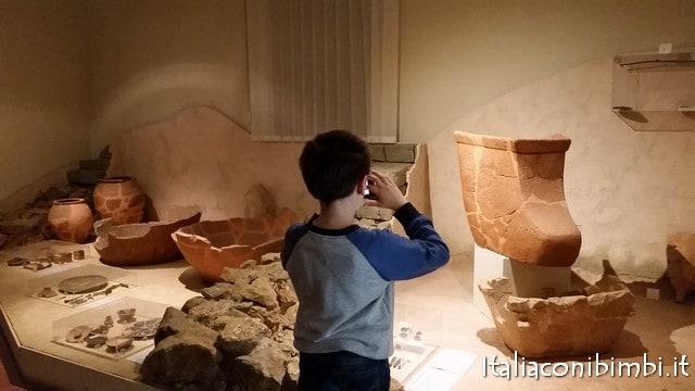 museo archeologico etrusco di Chianciano