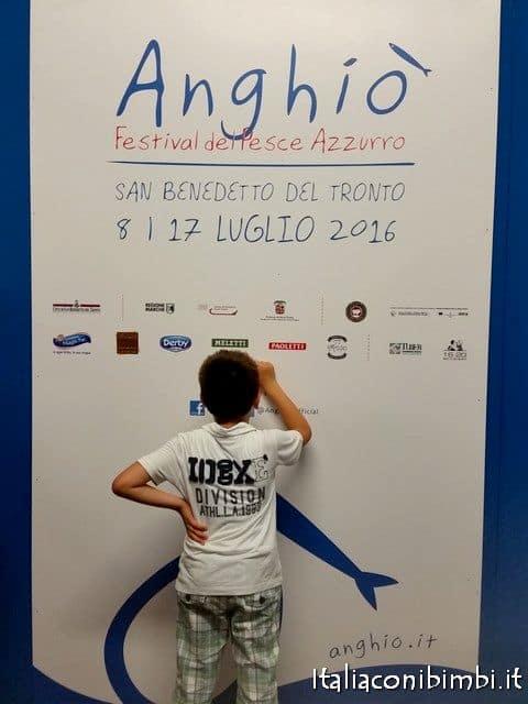 Anghiò festival del pesce azzurro a San Benedetto del Tronto