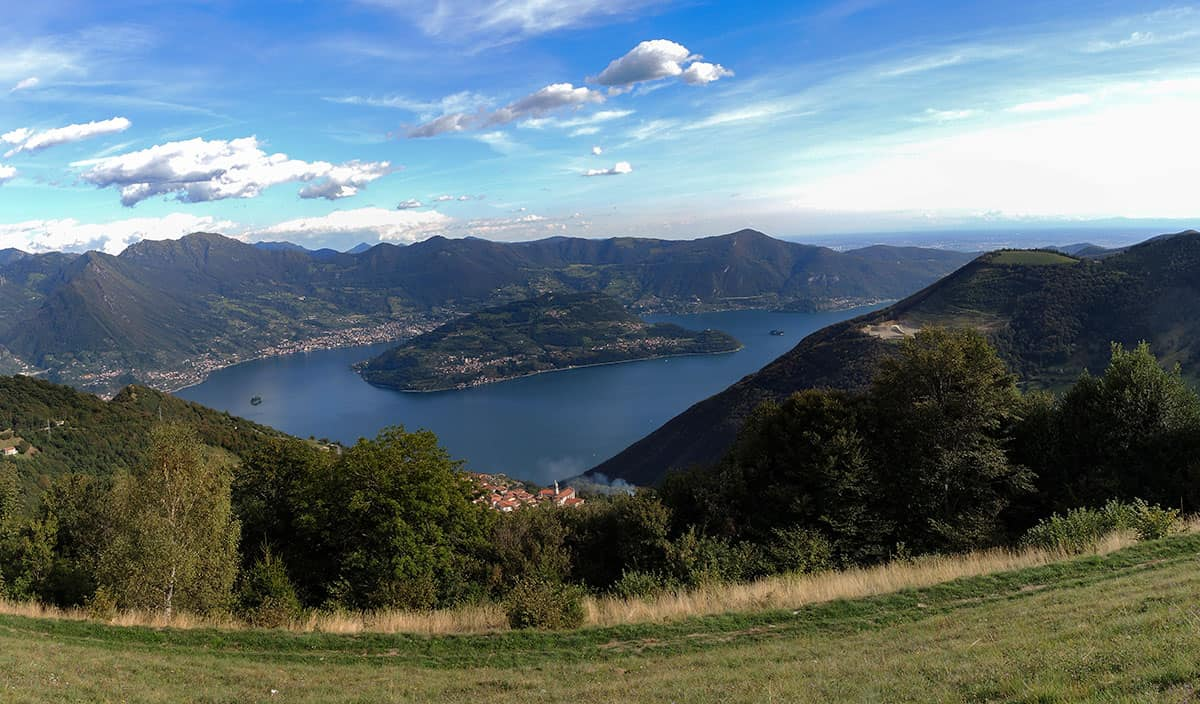 MonteIsola Panoramica
