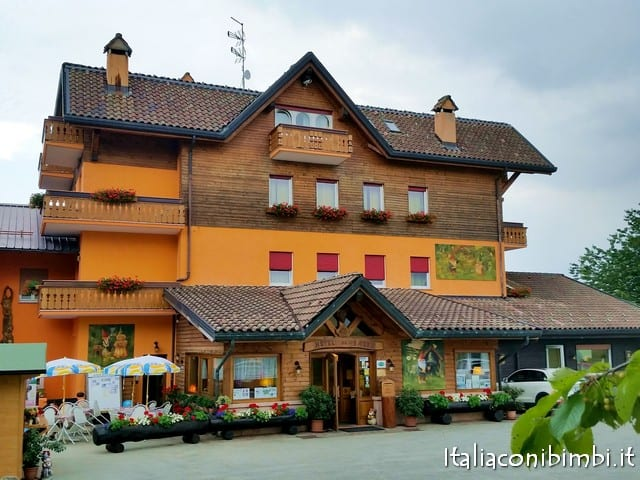 hotel Da Barba Asiago