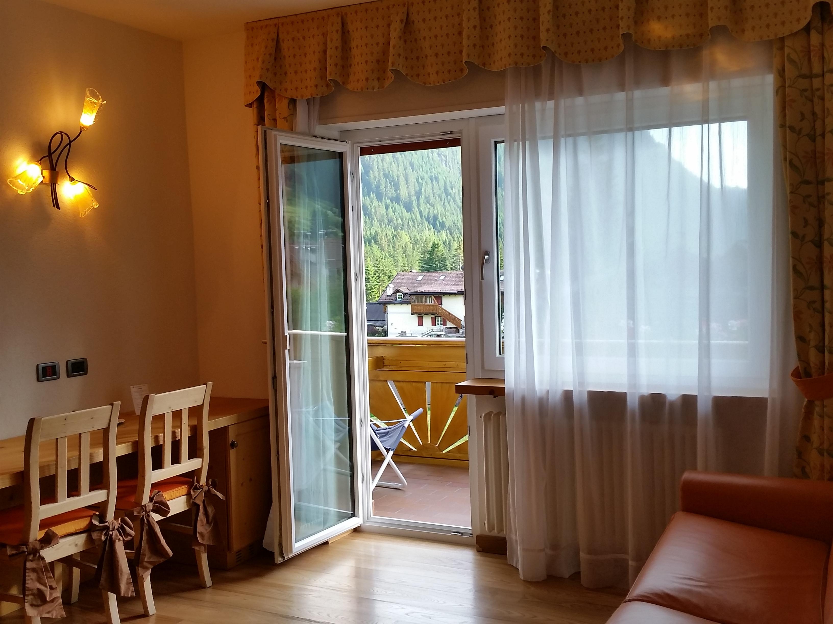 Camera Hotel Panorama a Campitello di Fassa