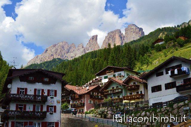 Val di Fassa con bambini - Italia con i bimbi