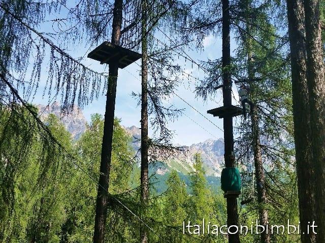 Adrenalinic Park Cortina d'Ampezzo