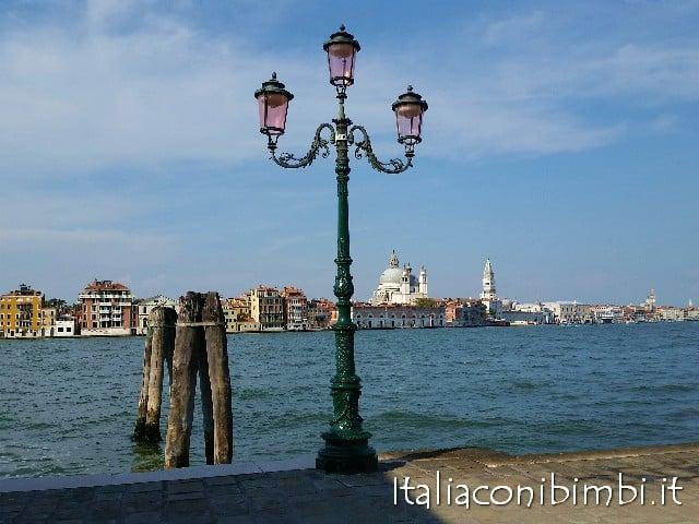 Vista su Venezia dalla Giudecca