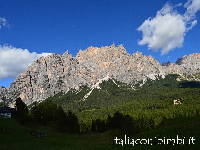 Montagne di Cortina