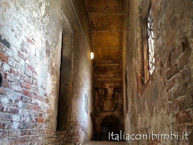Venezia con i bambini Prigioni