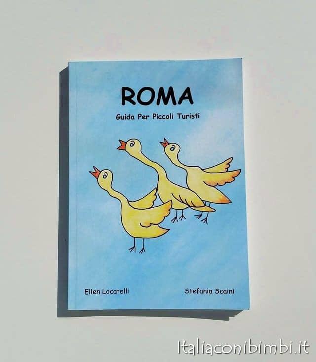 Guide per bambini: Piccoli Turisti Roma copertina