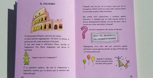Guide per Piccoli Turisti Roma