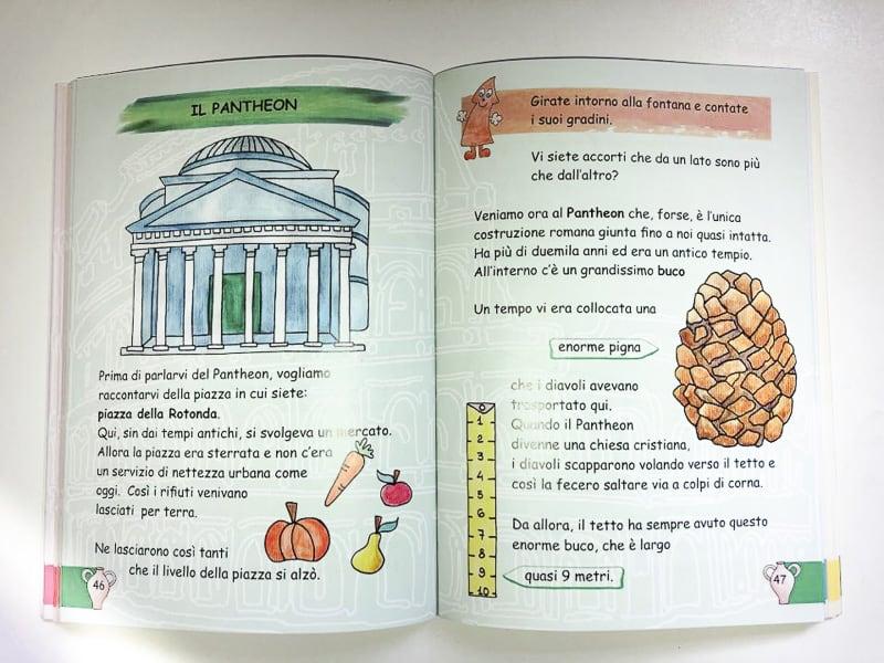 Guide per piccoli turisti - Roma
