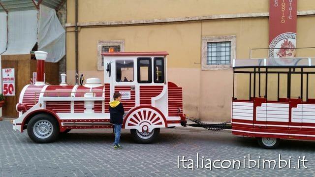 Trenino Ascoli Explorer di Ascoli Piceno