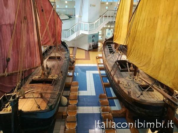 Museo della Marineria a Cesenatico