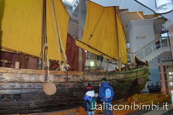 imbarcazioni-al-museo-della-marineria-di-cesenatico
