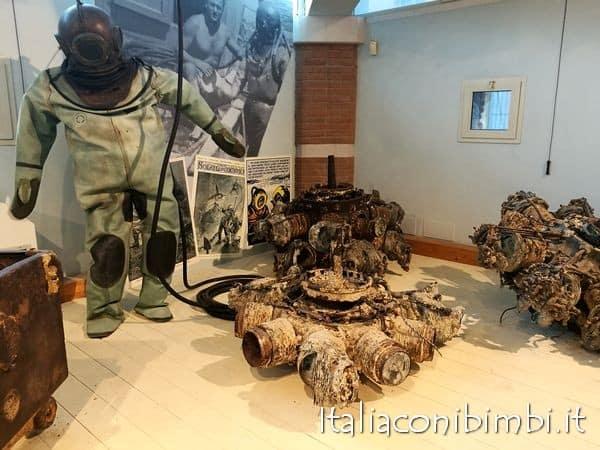 museo-della-marineria-di-cesenatico primo piano