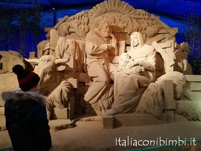 Presepi di Sabbia in Romagna