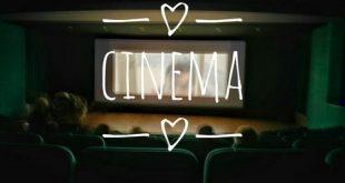 interno della sala del cinema