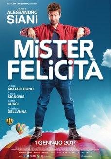 locandina Mister Felicita