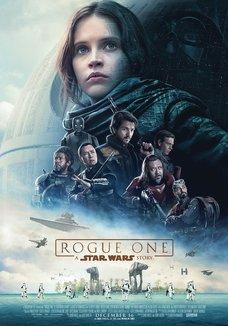 Locandina di Rgue One a star wars story
