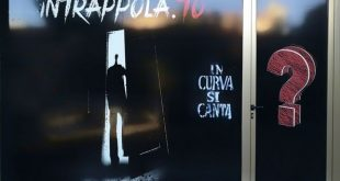 La porta dell'Escape Room di San Benedetto del Tronto