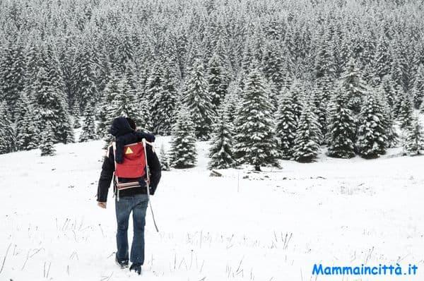 Dove sciare con i bambini: Folgaria foto di Mamma in città
