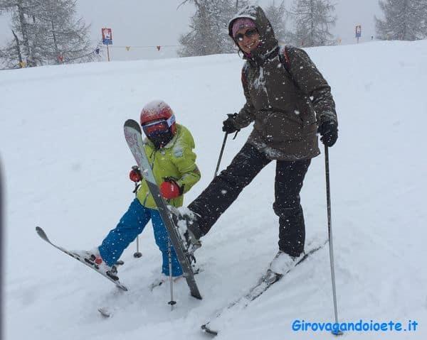 Sciare con i bambini: Folgarida foto-di-girovagandoioete