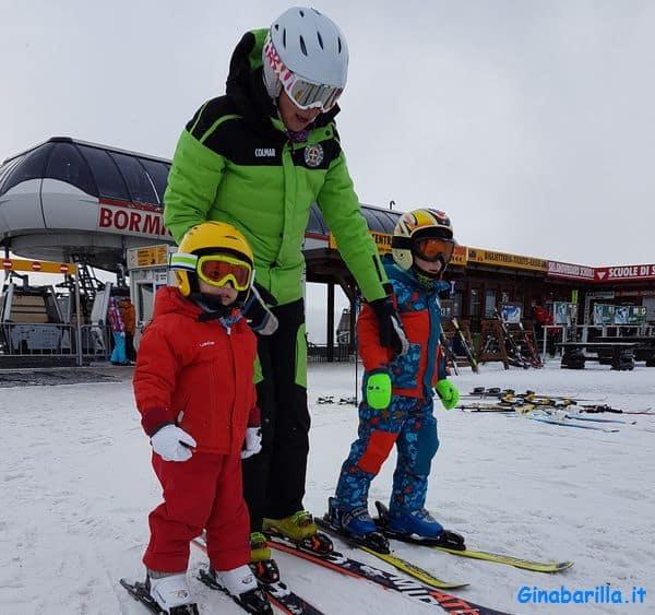 Settimana bianca con bambini - foto di Ginabarilla.it