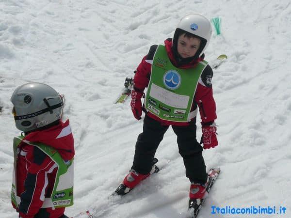 dove sciare con i bambini: Andalo