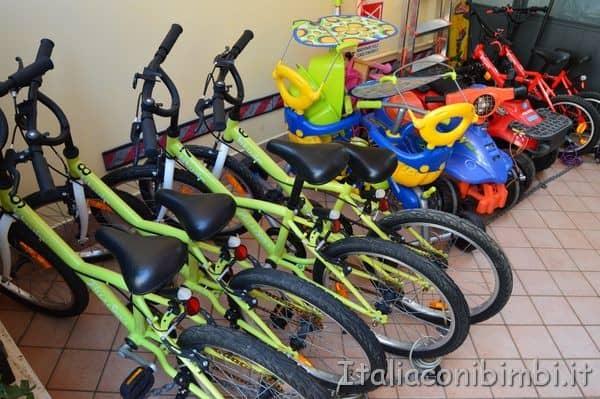 biciclette gratuite a Villa Spina